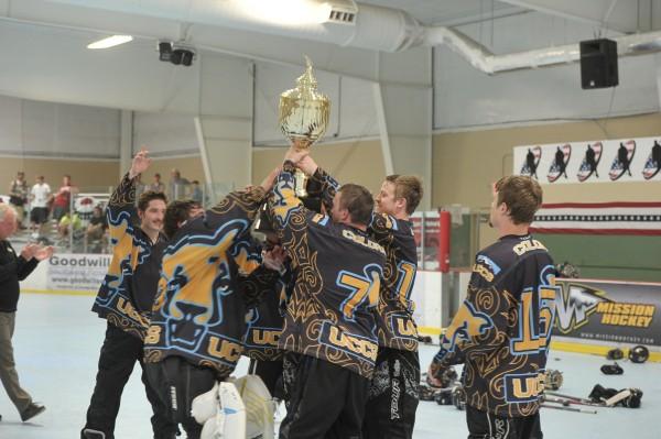Article National Collegiate Roller Hockey Association